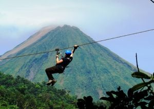 Arenal Volcano CanopyT ours