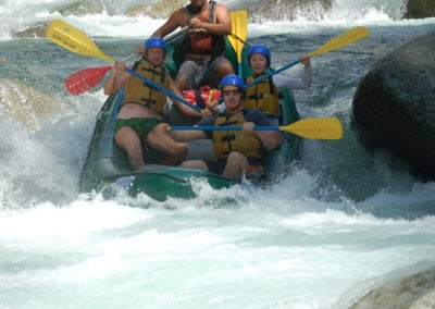 Costa Rica Rafting Vacation